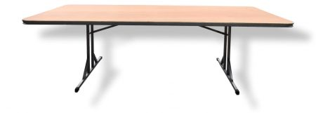 Trestle table 2.4m x .75m