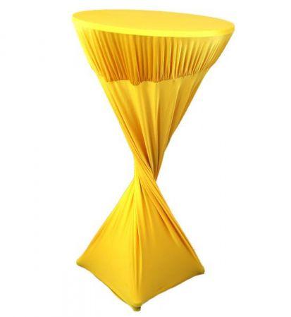 Yellow Lycra Highbar cover
