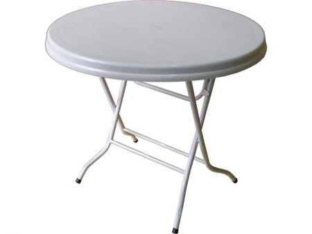Round Folding Table - 120cm