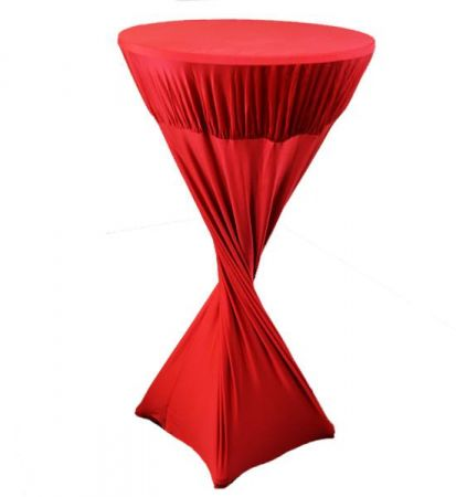 Red Lycra Highbar cover