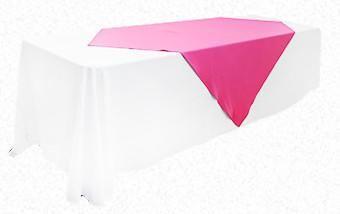 Hot Pink 1.45m Overlay