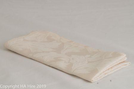 Cream Brocade Napkin