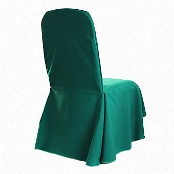 Christmas Green LF Freeflow/drop chair cover