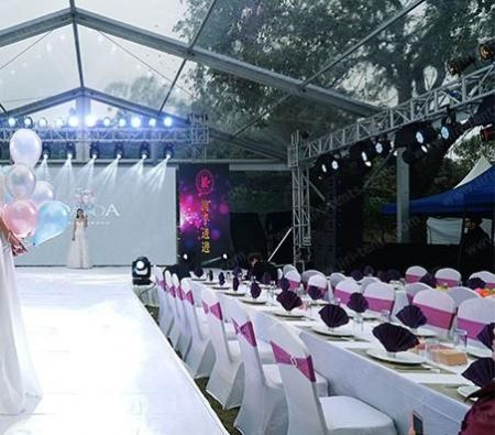 10 x 30m Marquees