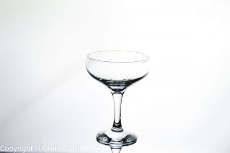 Champagne/Cocktail Saucer