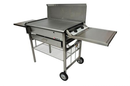 Barbecue/ BBQ - includes Gas