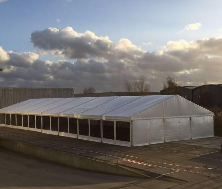 6 X 12m Marquees