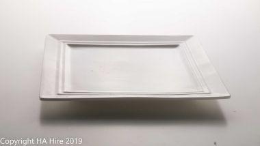 Square Entree Plate - 25cm x 25cm
