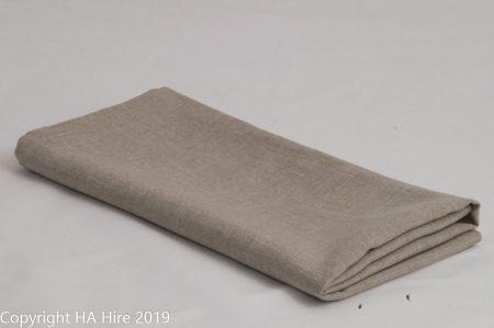 Beige Natural Linen Napkin