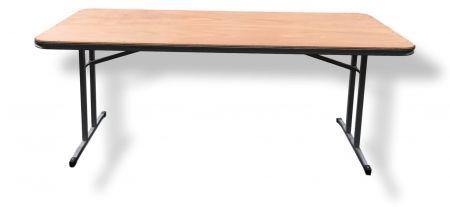 Trestle Table 1.8m x .75m