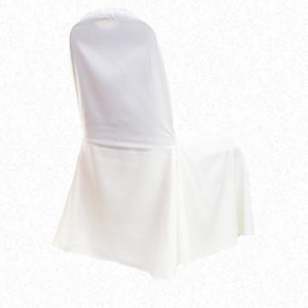 White LF Freeflow/drop  chair cover