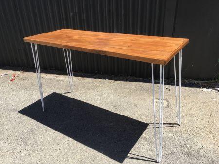 Cocktail Bench Table - Hair Pin Legs - RECTANGULAR