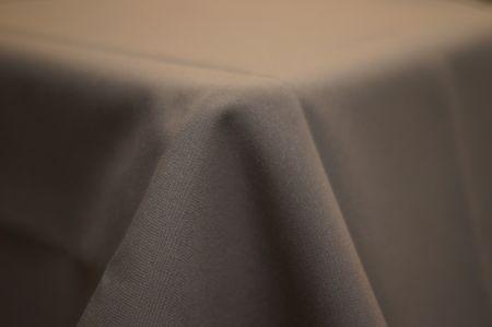 3.9m x 2.6m Coffee BANQUET Cloth