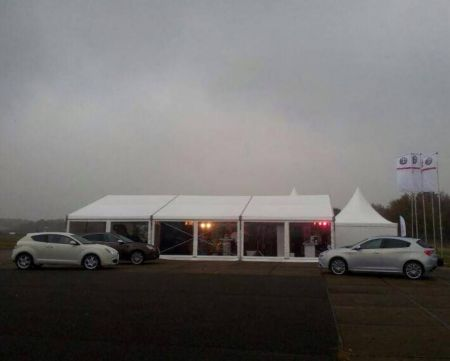 10 x 9m Marquees