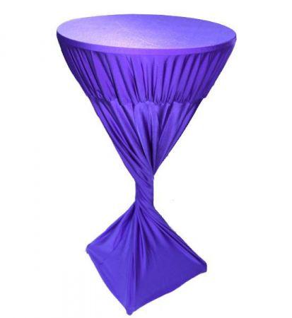Purple Lycra Highbar cover