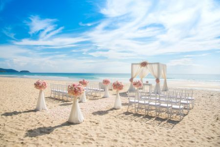 Beach Ceremony Package