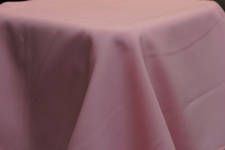 3.3m Light Pink Round  Cloth