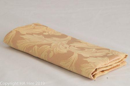 Gold Brocade  Napkin