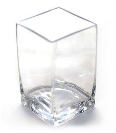 Medium Square Vase