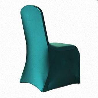 Christmas Green Lycra  chair cover