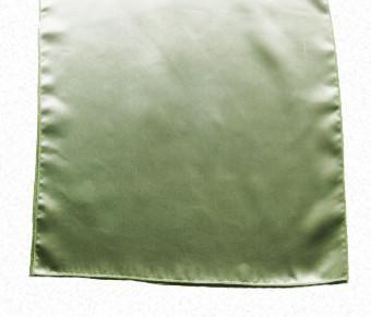 Sage Green Satin 3.3m