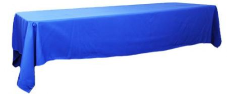 Royal Blue 3m x 1.45 Trestle cloth