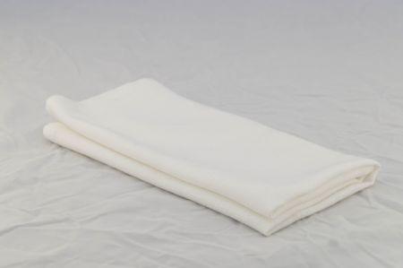 Linen Look White
