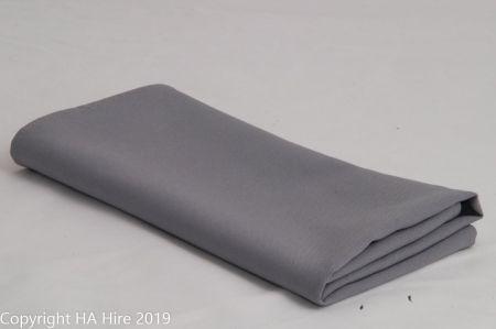 Silver Grey Napkin