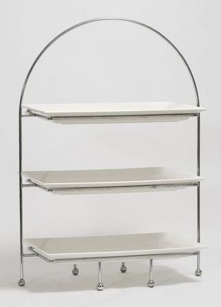 Display Stand - 3 Tier (Large Rectangular)
