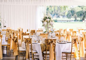5 myths about the cost of a marquee wedding
