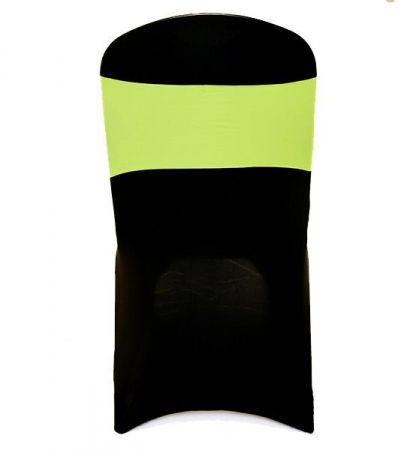 Fluro Green Lycra Chair Band