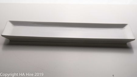 Rectangular Side Plate  11cm x 30cm