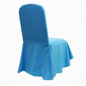 Turquoise/Aqua LF Freeflow/drop chair cover