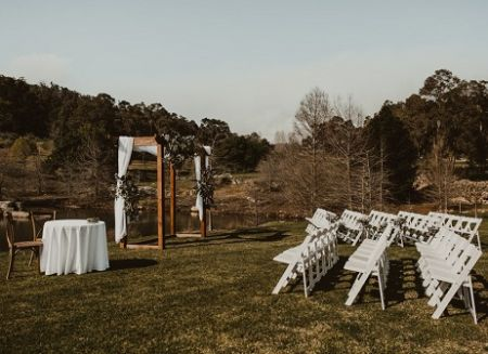 Rustic Wedding Ceremony Feb 2019 Special