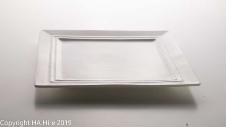 Square Entree Plate - 25cmx25cm