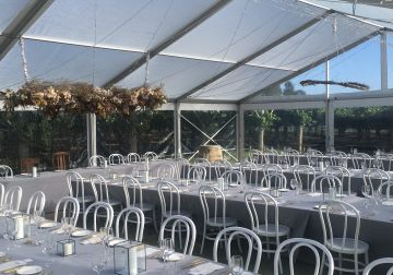 How Much Does a Marquee Wedding Cost?