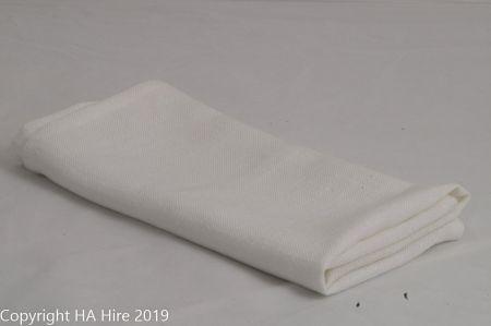 White Natural Linen Napkin