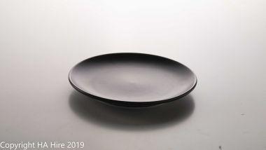 Matte Black Side Plate